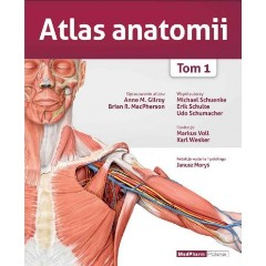 Atlas Anatomii Gilroy Tom I